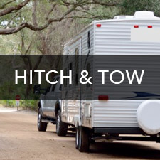 Hitch & Tow Parts & Accessories