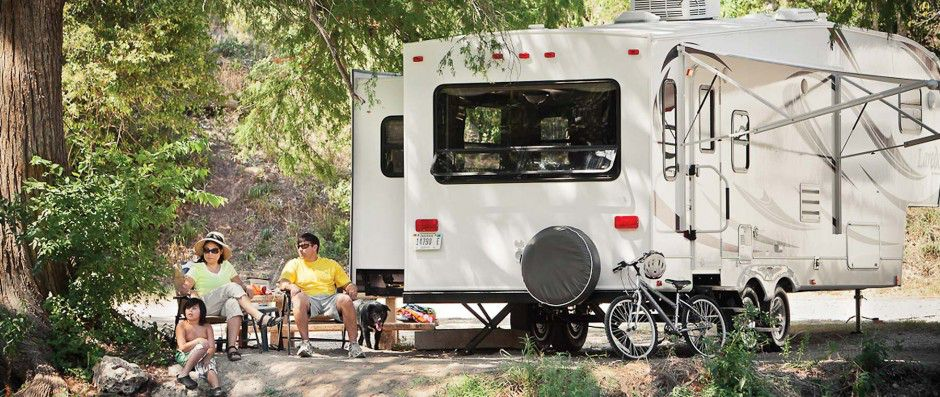 RV Guide: Setting Up Camp