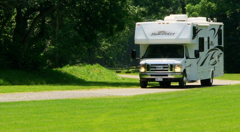 RV Driving Tips