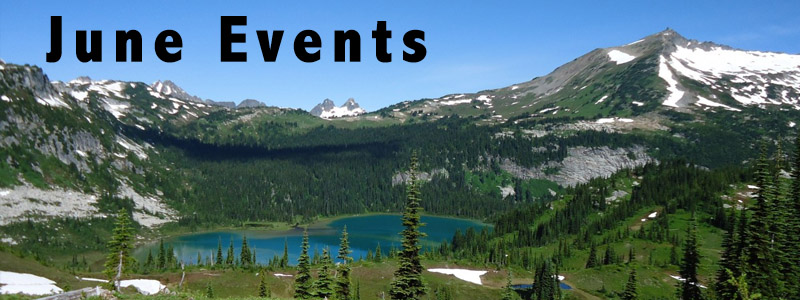 State Park June Events