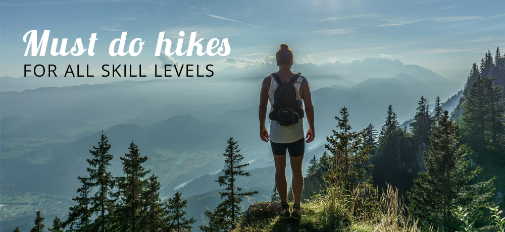 Must do Washington hikes for all skill levels