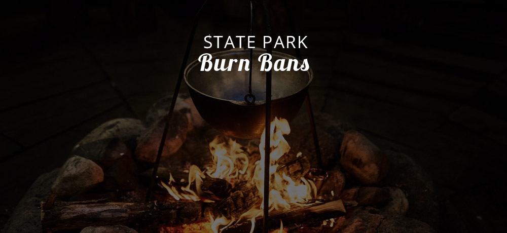 Washington State Park Burn Bans