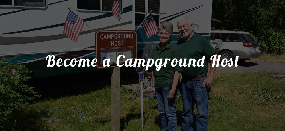 Become a State Park Campground Host