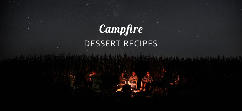 Campfire Dessert Recipes