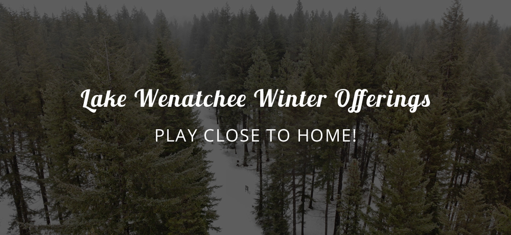 Lake Wenatchee Winter Offerings
