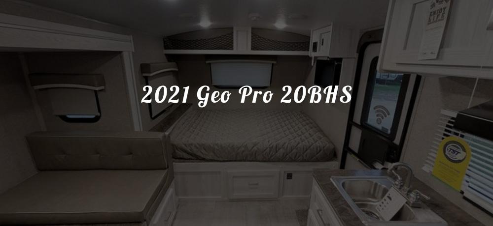 2021 Geo Pro 20BHS