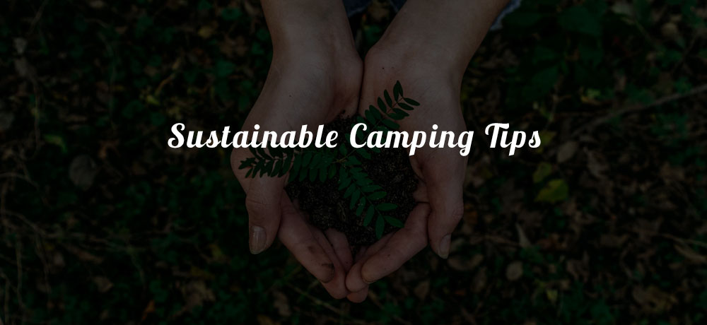 Sustainable Camping Tips
